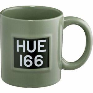 Genuine Land Rover HUE 166 Green Ceramic Travel Mug 51LRCEAHUEG