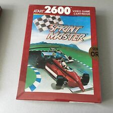 VINTAGE# SPRINT MASTER ATARI 2600#MOD CX26155#NIB  SEALED