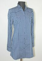 GANT womens long shirt Size UK 10 cotton