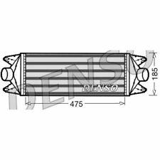 Ladeluftkühler DENSO DIT12001