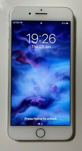 IPhone 7 Plus Silver 128GB - Mint Condition