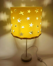 Bedside table lamp Yellow Stars + Ereki Magnetic Set for Touchless Bulb Changing