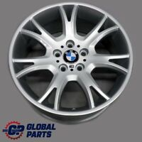 "BMW X3 E83 Silver Front Wheel Alloy Rim Y-Spoke 191 19"" ET:46 8,5J 3417267"