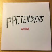 THE PRETENDERS Alone 2016 UK radio edit 1-trk promo test CD Dan Auerbach