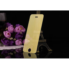 Genuine Anti-Spy SMART VETRO TEMPERATO GOLD SAMSUNG GALAXY s6