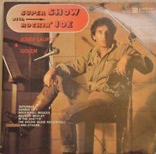 JOSEF LAUFER & GOLEM -SUPER SHOW WITH ROCKIN' JOE- 1982 CZECH LP R&R