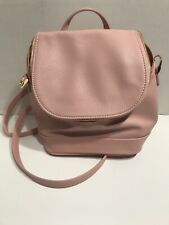 A Newday Mini Backpack Pink New
