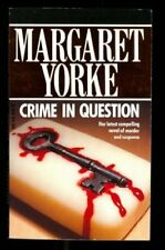 Crime in Question-Margaret Yorke, 9780099706809