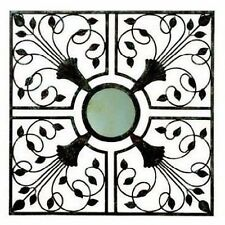Moorish Mirror Wall Art Garden Gardman Outdoor Decor Ornament Plaque Patio