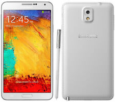 5.7'' Samsung Galaxy Note 3 N9005 32GB 4G GSM AT&T Unlocked Smartphone White
