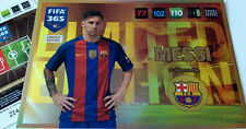 PANINI ADRENALYN XL FIFA 365 2017 Limited Edition XXL MESSI