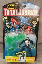 Green Lantern Action Figure Total Justice Kenner DC Kyle Raynor 1996