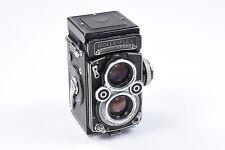 Rolleiflex Planar 1:3,5 f=75mm fotocamera medio formato biottica