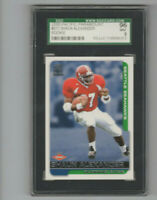 2000 Pacific Paramount Shaun Alexander Rookie Card SGC 96 MINT RC! Seahawks RB