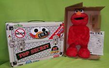 Fisher Price Tickle Me Elmo TMX Top Secret 2006 Sesame Street Open Box
