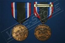 NAVY CUBAN PACIFICATION MEDAL (1906-1909) Full Size, Issue Finish (REPRO) (1087)