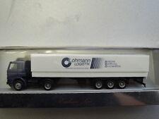 Herpa Scania Exclusiv Sattelzug Lohmann Logistik Köln aus Sammlung in OVP(10)