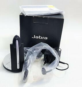 Jabra Headset GN9350e Charging Dock Earloop USB Power Supply Silver