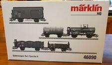 Märklin art. 46090 Güterwagen-Set DRG Ep. 2