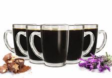 6 Espresso Gläser 90ml Espressotassen Tasse Espressoglas Kaffeegläser Espresso