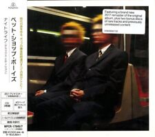 PET SHOP BOYS-NIGHTLIFE:FURTHER LISTENING...-IMPORT 3 CD+BOOK WITH JAPAN OBI I19