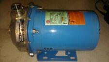 Goulds 1MS1C2E4 Centrifugal Pump 1/2 HP 208-230/460 Volts