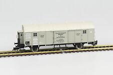 FLEISCHMANN 5307 K Fischtransportwagen, DRG, Epoche II, OVP, KKK, top!