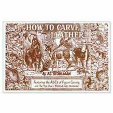 How To Carve Leather - Book Carving Patterns Designs Leathercraft Tandy 604700