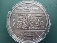 Ukraine 10 griven In memory of victims of genocide of the Crimean Tatar people