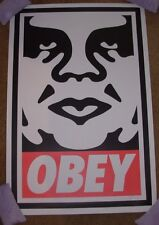 SHEPARD FAIREY poster CLASSIC ANDRE OBEY GIANT posse og icon offset art print