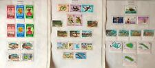 Lot of Kiribati Year 1982-1985 Stamps MH