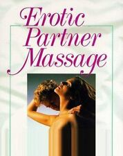 Erotic Partner Massage Paperback book Christine Unseld-Baumanns FREE SHIPPING