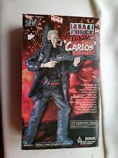 Blue Box Toys 1/6 Scale Elite Force Action Figure - Carlos