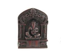 Estela O Estatua De Ganesh Elefante Resina Amuleto de la Suerte Ganesha 2468