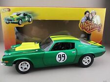 "Cooter's Chevy Camaro ""the Duke's of Hazzard"" Johnny Lightning 1:18 OVP NUOVO"