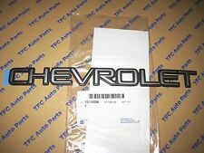 Chevy Silverado Suburban Tailgate or Door Emblem OEM Genuine GM New