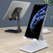 Aluminum Mobile Phone Holder Desk Stand Tablet PC Adjustable Foldable Portable
