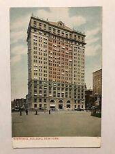 Whitehall Building, New York City, NY Postcard