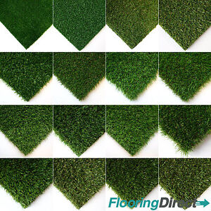 Artificial Fake Grass for every Garden Lawn and Budget   Free Shipping   Sample
