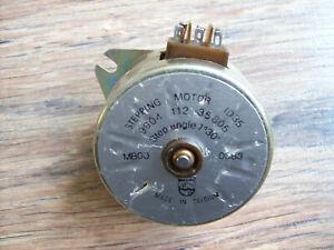 Turntable Motor DIY Philips 9904 112 35805 7deg30min 12V 10Nm 100mA