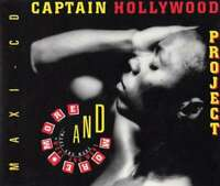 Captain Hollywood Project - More And More (CD, Max CD - 5682