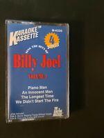 Karaoke Kassette Sing the Hits of Billy Joel Cassette Tape Karaoke Cassette A15