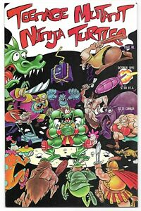 Teenage Mutant Ninja Turtles #40 (1991) Mirage Studios Comics Eastman & Laird