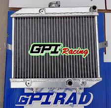 FOR Honda Foreman RUBICON TRX500 2005-2012 2011  Aluminum Radiator