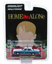 1986 Chevrolet Caprice - Illinois POLICE Home Alone Film *** Greenlight 1:64 NEU