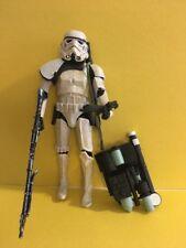 Star Wars TBS 6 Inch Sandtrooper Sergeant EE Imperial Forces Set Loose Complete