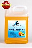APRICOT KERNEL OIL UNREFINED ORGANIC VIRGIN COLD PRESSED RAW NATURAL PURE 7 LB
