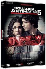 Anti-Mafia Team-Palermo today-Season 05 5 dvd