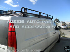 Open Ends ALLOY Roof Rack Cage 3000X1464mm 4 MERCEDES Benz Vito LWB  2/2004 On