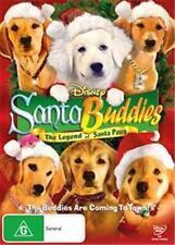 SANTA BUDDIES: The Legend of Santa Paws : NEW DVD